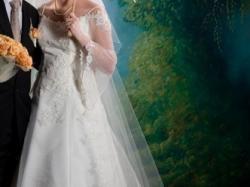 Przepiękna suknia ślubna w ktorej poczujesz sie jak prawdziwa księżniczka!!!