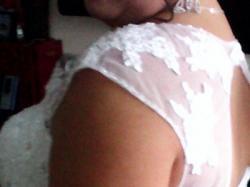 Przepiękna suknia ślubna w rozmiarze XXL