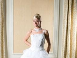 Przepiekna suknia slubna z kolekcji Alexia Design z Wielkiej Brytanii