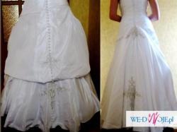 Przepiękna suknia ślubna z kolekcji Aspera