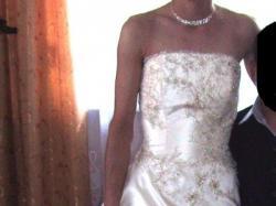 Przepiękna suknia ślubna z kolekcji CLASSA!