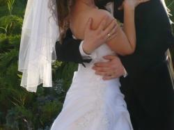 Przepiękna suknia ślubna z kolekcji Ramona 2012 - sprzedam