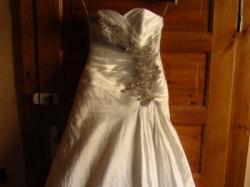 Przepiękna suknia ślubna z najnowszej kolekcji A.des.so