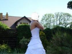 Przepiękna Suknia Ślubna z salonu Emmi Mariage