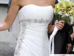 Przepiękna suknia Sophia Tolli, rozm.36