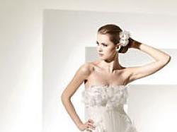 Przepiękna suknia Taranto z kolekcji Manuel Mota