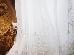 Przepiękna suknia w stylu greckim