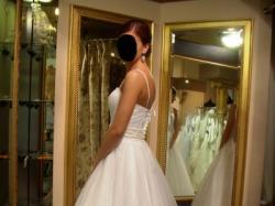 Przepiękna suknia z kolekcji Herm's model Roxana!