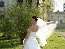 Przepiękna suknia z kolekcji St Patrick 2007- RADMILA roz. 36