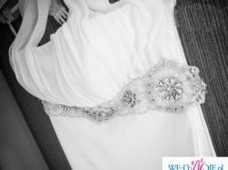 Przepiękna suknie ślubna