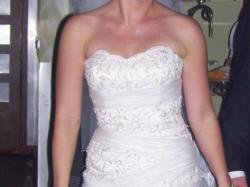 Przepiekna, w idealnym stanie suknia slubna wybrana jako Model roku 2011.