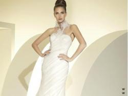 Przepiękna włoska suknia ślubna