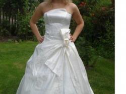 Przepiękne nowe suknie ślubne rozm. 34 i 36
