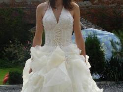 Przepiękne suknie ślubne NOWE TANIO