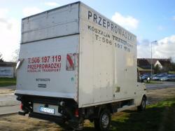 Przeprowadzki Białogard Transport tel 506197119