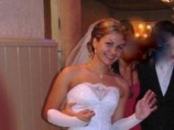 Prześliczna Bajeczna Suknia Ślubna 38-40