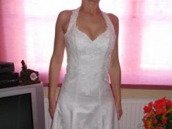 Prześliczna suknia!