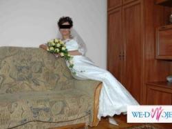 Przesliczna suknia na wzor La Sposa 5848