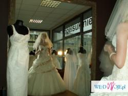 Prześliczna suknia Patricia Oksany Mykhy