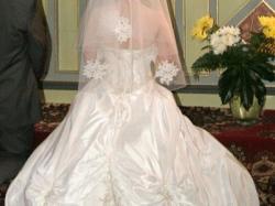 Prześliczna suknia ślubna!