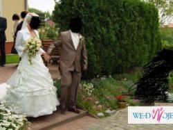 prześliczna suknia ślubna !!!!!!!!!!!