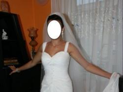Prześliczna suknia ślubna angielskiej projektantki Victorii Jane!