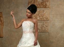 Prześliczna suknia ślubna EMMI MARIAGE model DAFNE kolekcja 2008!!!