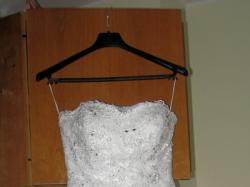 Prześliczna suknia ślubna Princessa prosto z salonu Anna Maria w Elblągu