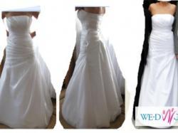 Prześliczna Suknia ślubna,rozm.38-40,wzrost178cm+5cm obcas!!!