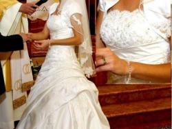 Prześliczna suknia ślubna San Patrick Bedford