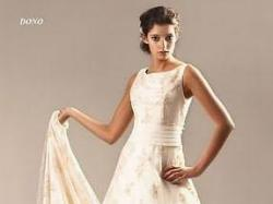 Prześliczna suknia ślubna z koronki