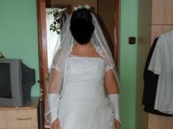 Przesliczna suknia-warto kupic!!!