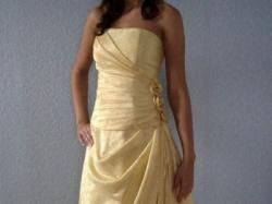 Prześliczna suknia wieczorowa