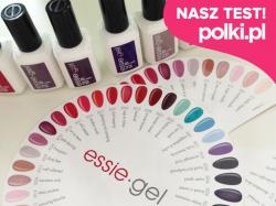 Przetestowałyśmy: essie gel manicure