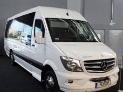 Przewóz osób/ wynajem busa/ przewóz gości weselnych