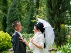 przpiękna suknia ślubna!!!