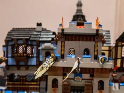 Przyjedź na koniec świata obejrzeć jedyną i największą w Polsce ruchomą szopkę z klocków lego!