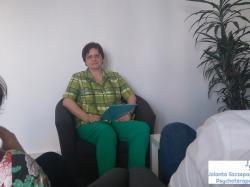 Psycholog Jolanta Szczepaniak