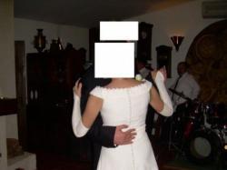 Rękawiczki do sukni ślubnej