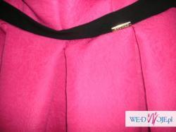 Rewelacyjna sukienka na wesele! Modny fason!! S/36