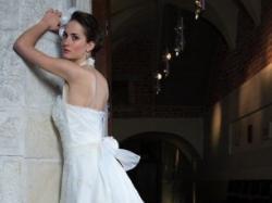 rewelacyjna suknia ślubna Classa 2007