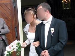 Rewelacyjny smoking Pierre Cardin, rozm. 48, ślub