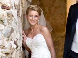 Romantyczna i elegancka suknia ślubna!!!
