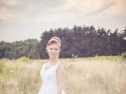 Romantyczna, koronkowa suknia ślubna La Sposa Sigilo