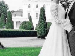 Romantyczna, oryginalna, jedna suknia-dwie możliwości