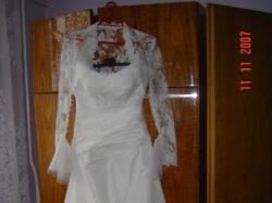 Romantyczna sukienka dla wyjątkowej panny młodej