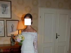 Romantyczna suknia Pronovias