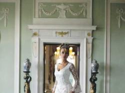 Romantyczna suknia śluba sincerity bridal 4061