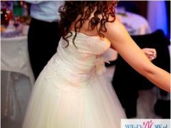 Romantyczna suknia ślubna Julia Rosa