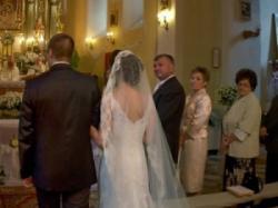 Romantyczna suknia ślubna - La Sposa Sala